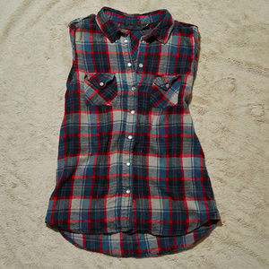 TopShop flannel shirt-great condition